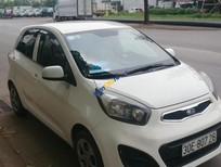 Cần bán gấp Kia Morning EXMT sản xuất năm 2014, màu trắng xe gia đình