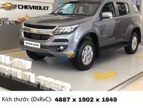 Bán xe Chevrolet Colorado năm sản xuất 2019, màu xám, xe nhập