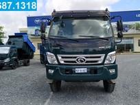 Xe Ben Thaco FD950. E4 8 tấn thùng 7 khối Long An