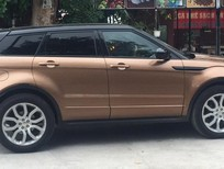 Bán xe Evoque Dinamic 2015 màu đồng