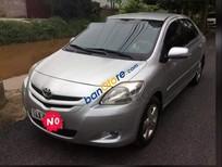 Cần bán lại xe Toyota Vios E MT sản xuất năm 2009, màu bạc còn mới