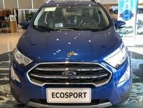 Cần bán Ford EcoSport năm sản xuất 2019, màu xanh lam, 595tr