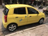 Cần bán xe Kia Morning sản xuất năm 2009, màu vàng, nhập khẩu nguyên chiếc
