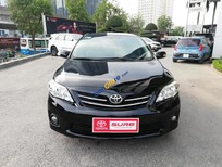 Bán xe Toyota Corolla altis 1.8G AT năm sản xuất 2010, màu đen, 520tr