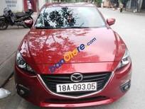 Bán xe Mazda 3 sản xuất năm 2016, màu đỏ, nhập khẩu