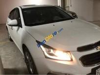 Bán ô tô Chevrolet Cruze LTZ 1.8L sản xuất năm 2017, màu trắng như mới, giá tốt