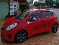 Bán xe Chevrolet Spark LS 1.2 MT sản xuất 2013, màu đỏ giá cạnh tranh