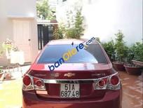 Cần bán lại xe Chevrolet Cruze năm sản xuất 2011, màu đỏ chính chủ