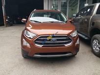 Cần bán xe Ford EcoSport Titanium AT năm 2019, màu nâu