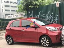 Cần bán lại xe Kia Morning Si AT năm 2016, màu đỏ