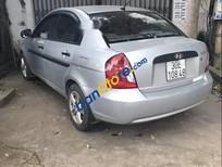 Bán ô tô Hyundai Accent sản xuất năm 2009, màu bạc, nhập khẩu