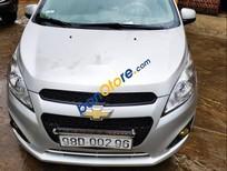 Cần bán Chevrolet Spark Van năm sản xuất 2016, màu bạc chính chủ
