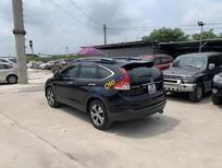 Cần bán Honda CR V 2.4 năm 2013, màu đen