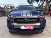 Bán lại xe Ford Ranger XLS 4x2 MT năm sản xuất 2015, màu xanh lam, nhập khẩu, xe gia đình
