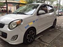 Bán ô tô Kia Morning SLX AT 1.0 sản xuất 2010, màu trắng, xe nhập chính chủ