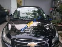 Cần bán gấp Chevrolet Cruze năm sản xuất 2011, màu đen