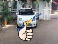 Cần bán lại xe Daewoo Matiz sản xuất năm 2004, màu trắng, giá tốt