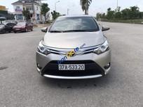 Cần bán lại xe Toyota Vios G AT sản xuất năm 2015