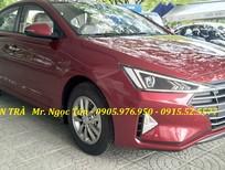 Bán Hyundai Elantra 2019, màu đỏ, nhập khẩu 3 cục từ Hàn Quốc