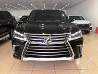 Xe Lexus LX 570 năm sản xuất 2016, màu đen, nhập khẩu