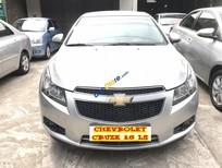 Bán Chevrolet Cruze 1.6 LT đời 2011, màu bạc, xe tuyển không lỗi. 1 chủ từ mới