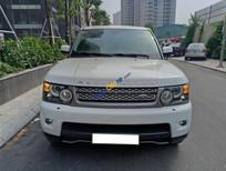 Bán xe LandRover Sport Supercharged 5.0L năm sản xuất 2010, màu trắng, xe nhập