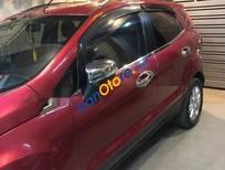 Bán Ford EcoSport năm sản xuất 2016, màu đỏ như mới giá cạnh tranh