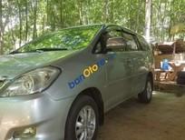 Bán Toyota Innova năm sản xuất 2010, màu bạc, giá chỉ 440 triệu