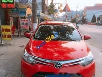 Bán Toyota Vios MT sản xuất 2015, màu đỏ, 424tr