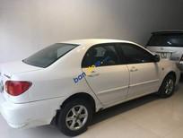 Bán Toyota Corolla altis năm 2002, màu trắng