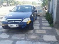Cần bán lại xe Daewoo Lacetti MT năm sản xuất 2009