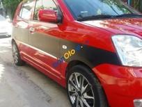 Bán xe Kia Morning AT năm 2007, màu đỏ, nhập khẩu giá cạnh tranh