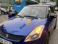 Cần bán lại xe Suzuki Swift AT năm 2014, màu xanh lam, 409tr