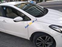 Cần bán lại xe Kia Cerato 1.6MT sản xuất năm 2018, màu trắng, xe nhập chính chủ, giá tốt