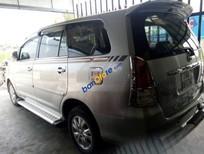 Cần bán xe Toyota Innova J năm 2008, màu bạc xe gia đình, giá 265tr
