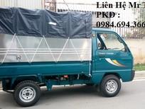 Bán xe tải nhẹ Thaco 5 tạ đủ các loại thùng, hỗ trợ trả góp, thủ tục nhanh gọn, giao xe ngay