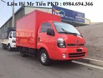 Bán xe tải nhẹ 1,9 tấn đủ các loại thùng, hỗ trợ trả góp, thủ tục nhanh gọn, giao xe ngay