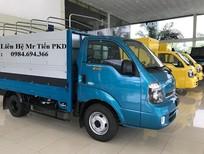 Bán xe tải Kia Thaco K250 tải 2,4 tấn đủ các loại thùng, hỗ trợ trả góp, giá tốt