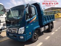 Xe ben Trường Hải tại Đà Nẵng. FD350. E4 tải trọng 3T45 thùng 3 khối thắng hơi, hỗ trợ trả góp