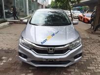 Bán ô tô Honda City 1.5CVT sản xuất 2017, màu bạc