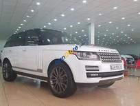 Xe LandRover Range Rover HSE năm 2014, màu trắng, xe nhập