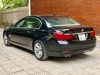 Xe BMW 7 Series 730Li năm sản xuất 2011, màu đen, xe nhập như mới