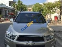 Xe Chevrolet Captiva sản xuất 2013, màu xám, giá chỉ 465 triệu