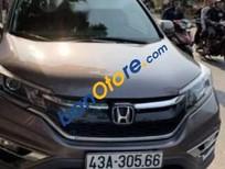 Cần bán gấp Honda CR V 2.4 AT sản xuất năm 2016