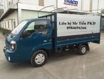Xe tải vào phố K200 tải 1.9tấn đủ loại thùng, hỗ trợ trả góp, giá tốt, thủ tục nhanh gọn