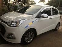 Cần bán lại xe Hyundai Grand i10 năm sản xuất 2015, màu trắng, xe nhập, giá cạnh tranh