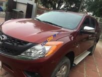 Cần bán xe Mazda BT 50 năm 2014, màu đỏ, nhập khẩu