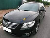 Cần bán xe Toyota Camry 2.4G sản xuất 2007, màu đen