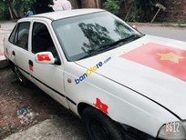 Xe Daewoo Cielo sản xuất 1996, màu trắng, nhập khẩu