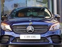 Bán xe Mercedes C300 AMG sản xuất năm 2019, màu xanh lam
